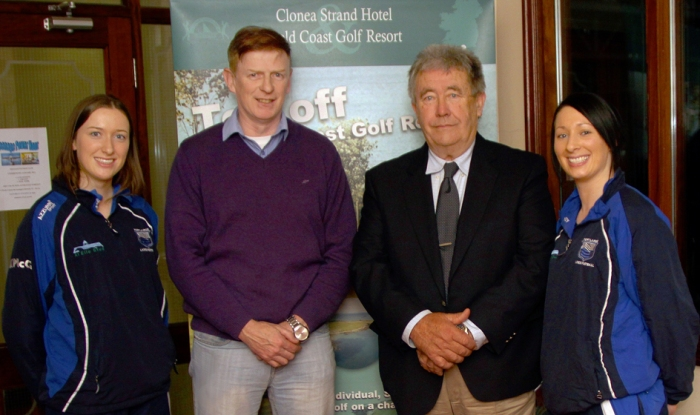 Launch of the McGrath Golf Challenge