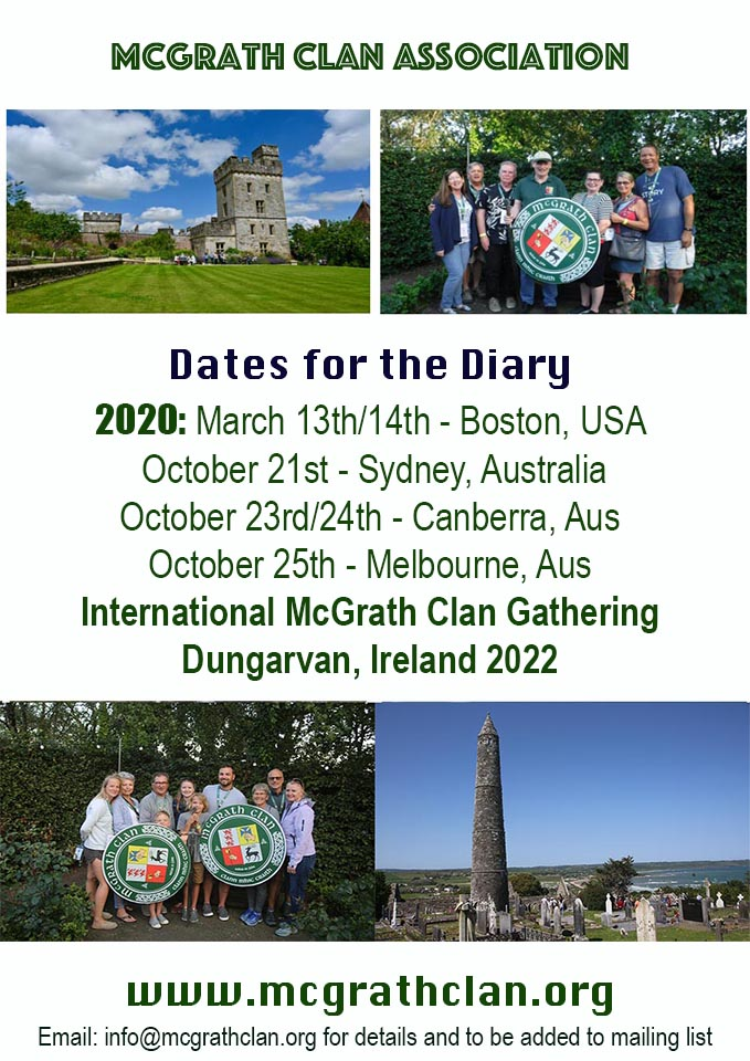 McG Diary Sept 2109
